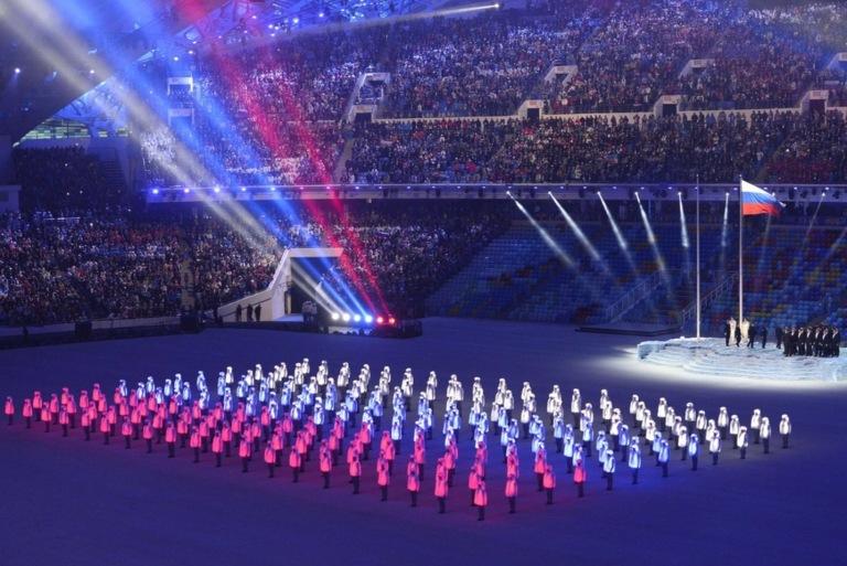 Cérémonie d'ouverture des Jeux Olympiques de Sotchi (2014)