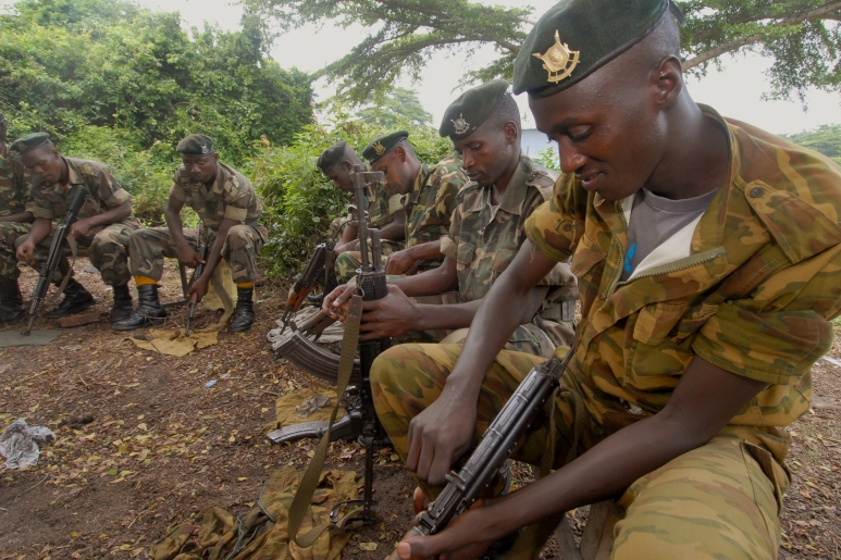 Guerre burundi