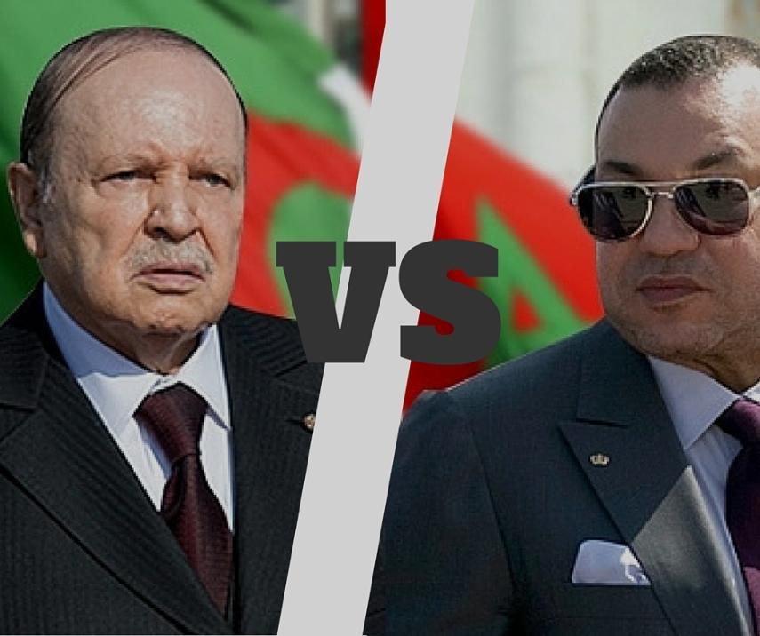 maroc VS algérie
